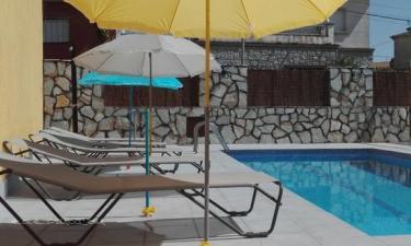 Aptos. rurales Aldea del Fresno by Vivere Stays en Aldea del Fresno a 11Km. de Navas del Rey