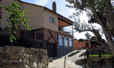 Apartamento Roqueo de Chavela en Robledo de Chavela a 19Km. de San Lorenzo de El Escorial