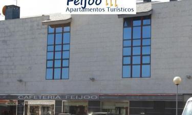 Apartamentos Feijoó en Alpedrete (Madrid)