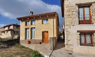 El Refugio de la Saúca en Alameda del Valle (Madrid)