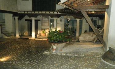 La Posada del Arco en Chinchón a 53Km. de La Guardia