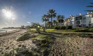 Apartamento Hacienda Beach en Estepona (Málaga)