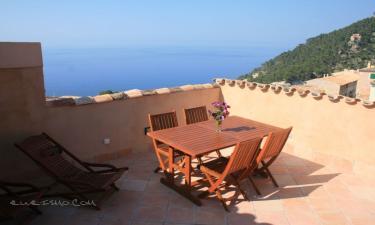 Apartamento Costamar Atico en Bañalbufar (Mallorca)