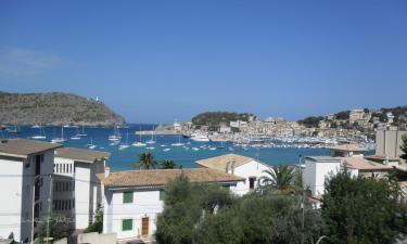Apartamento Puerto de Soller en Port de Sóller (Mallorca)