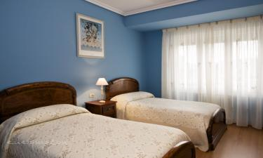 Apartamento Turístico Los Borgia en Viana a 9Km. de Varea