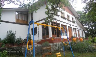 Casa Leku Ona en Altsasu/Alsasua a 19Km. de Arbizu