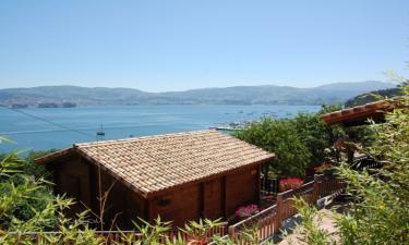 Apartamento Cobres en Vilaboa a 32Km. de Mondariz-Balneario