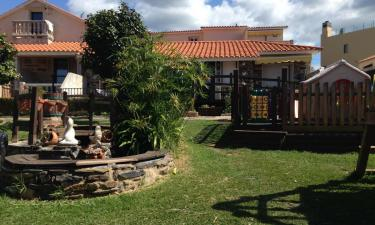 La Refrada en Sanxenxo (Pontevedra)