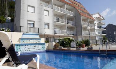 Apartamentos Park Raxo en Sanxenxo a 7Km. de Mogor