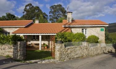 Casa de montaña A Feixa en Pontevedra a 28Km. de Guillade