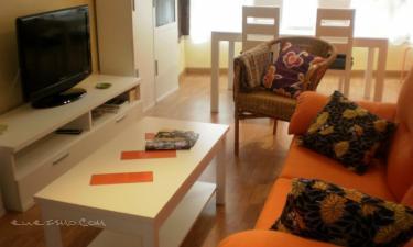 Apartamentos La Corredera en Aldeadávila de la Ribera a 14Km. de Pereña de la Ribera