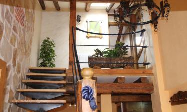 La Casa Vieja en Palazuelos de Eresma a 8Km. de Tizneros