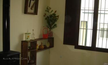 Apartamentos Rurales Fabrica de Palos en Cazalla de la Sierra a 11Km. de Fábrica del Pedroso