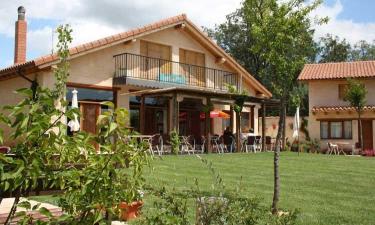 Apartamentos rurales Villabamba en Valdeavellano de Tera (Soria)