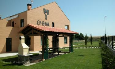 Epona Rural en Garray (Soria)