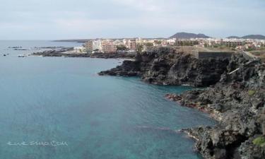 Casa Bellavista en Arona (Tenerife)