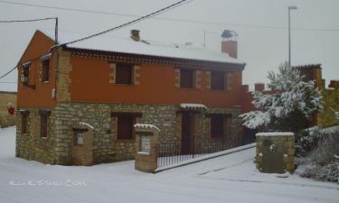 Casa rural La Fuensanta en Cella a 25Km. de Alba