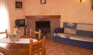 Apartamentos Casa Lola en Beceite (Teruel)