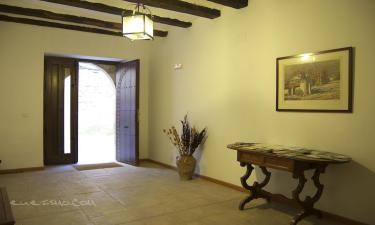 Apartamentos Les Valeres en Fuentespalda a 17Km. de Beceite