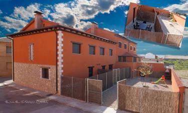 Casa el Molino en Santa Eulalia a 9Km. de Alba