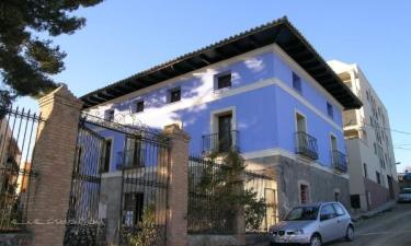 Apartamentos Rurales Masia el Cantor en San Blás a 36Km. de Riodeva