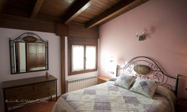 Apartamentos turisticos Sanahuja en Valbona (Teruel)