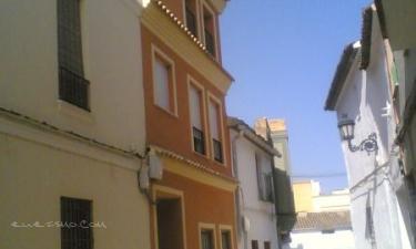 Apartamento Ca Leocadio en Monserrat a 41Km. de Navarrés