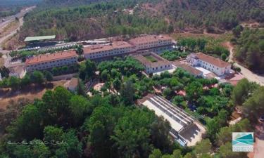 Balneario Baños de la Concepción en Villatoya (Albacete)