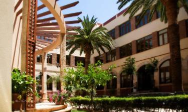 Balneario San Nicolás en Alhama de Almería (Almería)