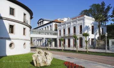 Balneario Real Caldas de Oviedo en Oviedo (Asturias)