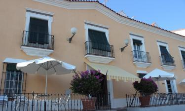 Balneario Varinia Serena en Alange (Badajoz)