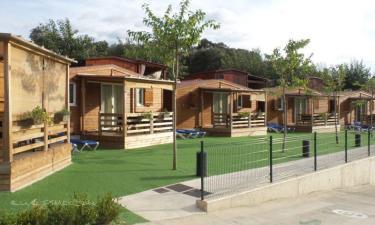 Balneario Berga Resort en Berga (Barcelona)