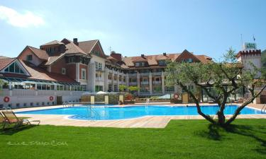 Balneario Gran Hotel Puente Viesgo