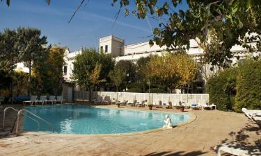 Balneario Prats en Caldes de Malavella a 25Km. de Tossa de Mar