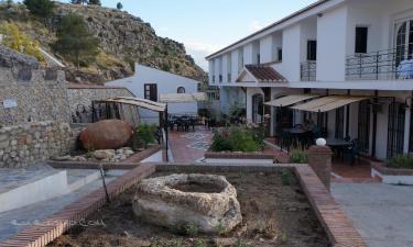 Balneario Reina Isabel en Villanueva de las Torres (Granada)
