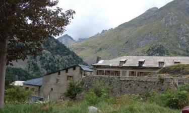 Balneario Baños de Benasque en Benasque (Huesca)