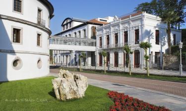 Balneario Hotel Caldas en Les Caldes de Boì (Lérida)