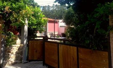 Casa Mara Pidre en Mazaricos a 24Km. de Carnota (San Mamede)