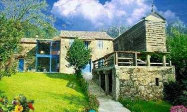 Casa Rural Casa Perfeuto María en Outes a 15Km. de Mazaricos