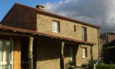 Casa Rural Casa Carceleiro en Arzúa a 22Km. de Gonzar