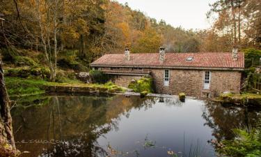 Casa Rural Casa Molino de Cerceda en Cerceda a 23Km. de Trazo