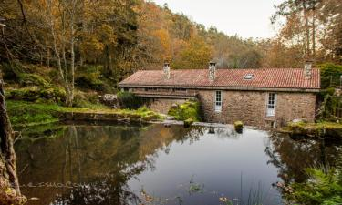 Casa Rural Casa Molino de Cerceda en Cerceda a 59Km. de Mens