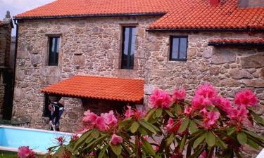 Casa Ruibo en Fisterra (A Coruña)