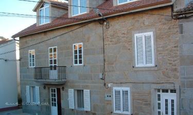 Casa Lariño en Carnota a 20Km. de Mazaricos