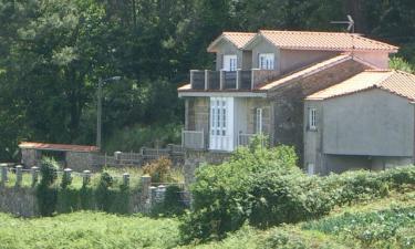 Casa A Escola en Fisterra (A Coruña)