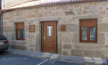 Casa Anxeliño en Muxía (A Coruña)