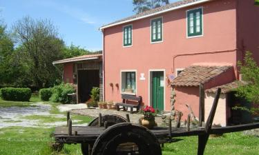 Casa de Piñeiro en Trazo a 34Km. de Gonzar