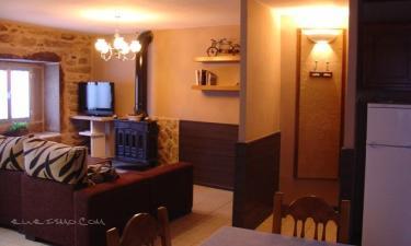 Casa Lucas-Carleo en Outes a 15Km. de Mazaricos