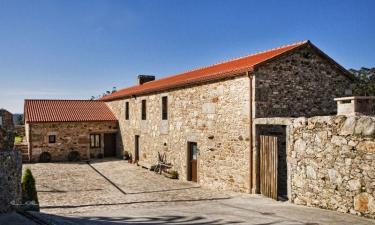 Casa Castiñeira en Muxía (A Coruña)