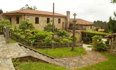 Casa de Casal en Boqueixón a 39Km. de Arzúa